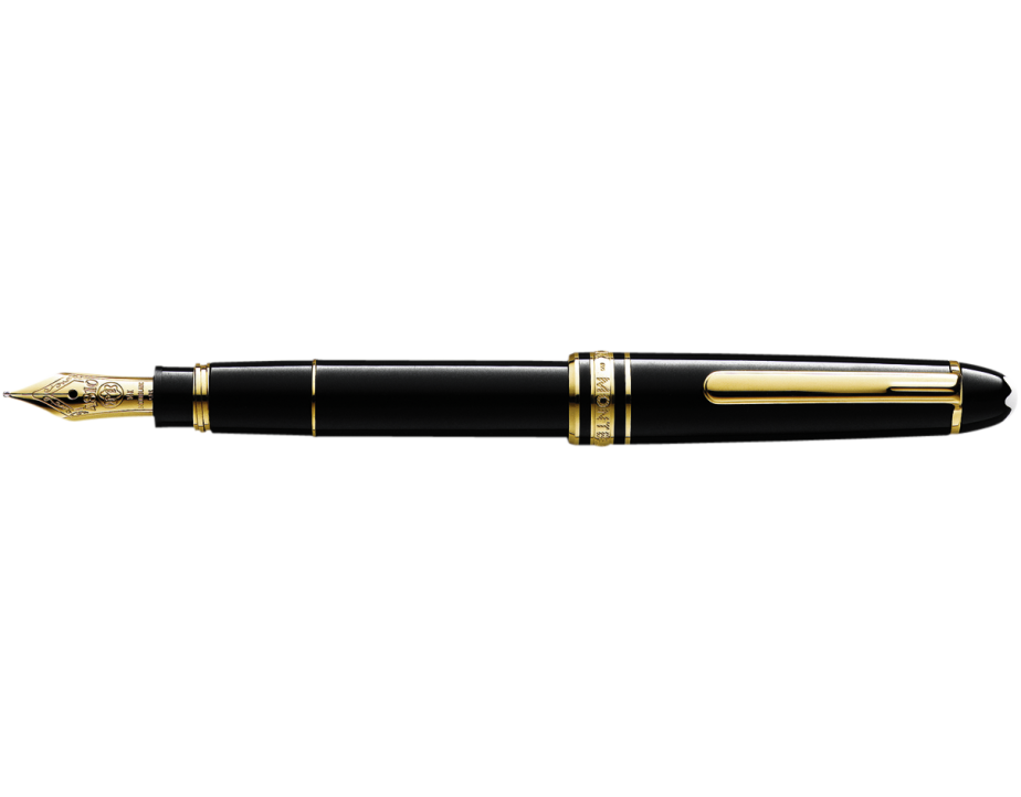 stylo montblanc solde