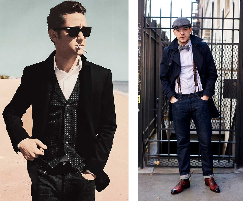 Style Rock Homme Pour Les Hommes De Caract Re