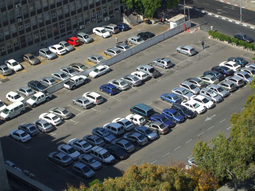 Solution Parking Grande Ville
