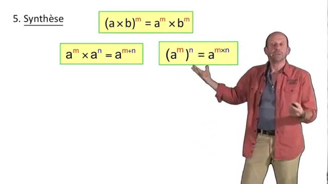 Comment calculer une puissance - Comment calculer les puissances ...